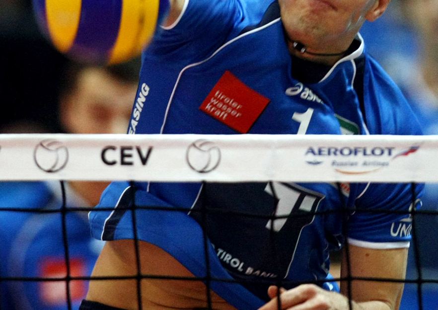 Volleyball - CL, Tirol vs Roeselare