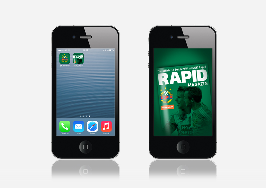rapid app magazin